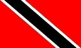 Trinidad und Tobago Flagge 5ft x 3ft (Tobago-embleme Und Trinidad)