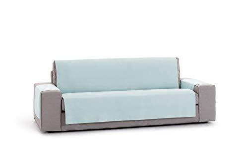 Eysa levante salvadivano, cotton, aqua marina, 2 posti 115cm. adatto per divani da 120 a 170 cm
