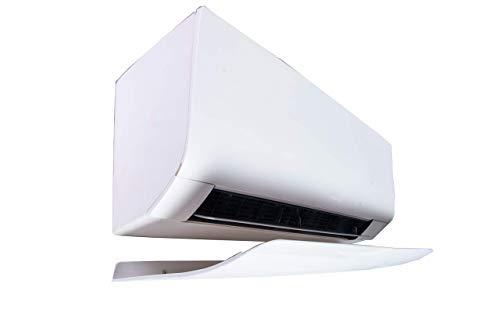 Deflettore condizionatore Climik 80X30 cm con PANNELLO ANTICONDENSA, design, deflettore climatizzatore, deflettore aria condizionata. Made in Italy