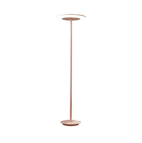 ohnzimmer Studie Einfache Jobs Lesen Eisenkunst Vertikales Licht Fußschalter Elegant (Farbe: Pink) XXPP ()