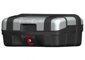 Givi TRK33N Trekker 33 Monokey Baúl con Cover de Aluminio Carga Máxima 10 Kg