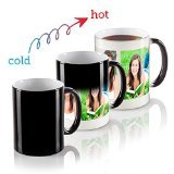 #10: D&Y Color Changing Magic Photo Mug - Personalized With Photo