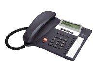 Siemens Gigaset 5020, Schnurgebundenes Analog-Telefon mit Freisprechfunktion, anthrazit