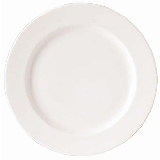 Royal Porcelaine Cg230 Maxadura Advantage Assiette, Blanc (lot de 12)