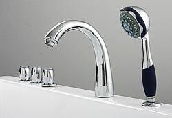 Whirlpool 2-Personen Villa Eugenie mit Radio LED, Wasser und Luftsystem, Heizung etc. Vollausstattung Aktion - 2