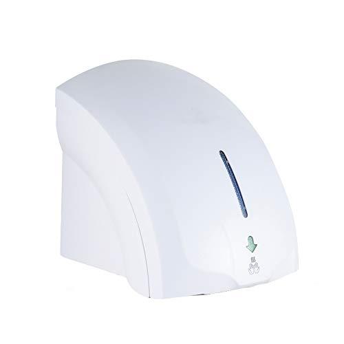 Händetrockner Kommerzielle Mini Wandhalterung, Hohe Geschwindigkeit, 1200W (Farbe : C) -