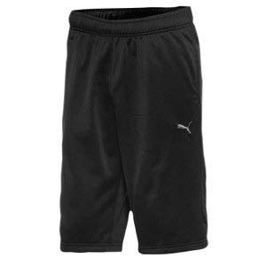 Puma Form Stripe Short - Men's (sz. XL, Black/Black) -