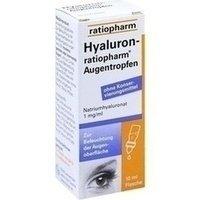 Hyaluron-ratiopharm Augentropfen, 10 ml