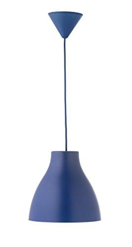 Els Banys Pop - Suspension de plafond PVC avec fil couleur combinée, couleur bleu