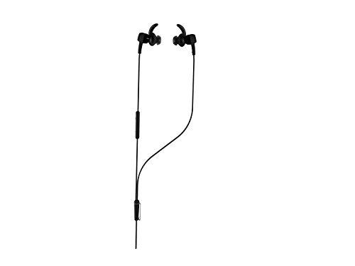 JBL Synchros Reflect A In-Ear Sportkopfhörer Ohrhörer Schweißbeständig mit Reflektierendem Kabel und 3-Tasten-Fernbedienung/Mikrofon Kompatibel mit Android und iOS Smartphones und MP3 Geräten – Schwarz - 3