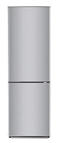FRIGORIFICO INFINITON FGC-822IX INOX 186 cm (Frigorifico Combi 2 Puertas, 312 litros,...