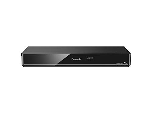 Panasonic DMR-BWT850EB Smart Network 3D Blu-ray DiscTM Recorder with Twin HD – Black