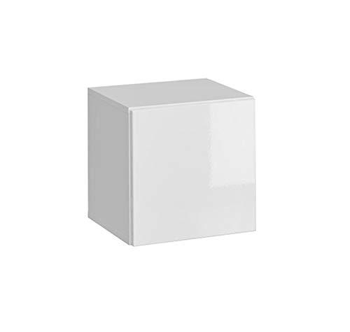 Muebles bonitos mobile pensile modello martina p c35x35 (35x35cm) bianco