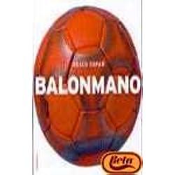 Balonmano - carpeta fichas + libro -