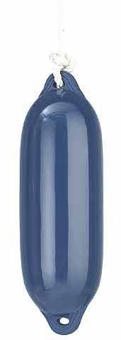 Majoni Star Fender / Bootsfender, Rammschutz, aufblasbar, UV-resistent, optimaler Schutz, Blau, Dunkelblau, Schwarz, Weiß, (S, M, L, XL)