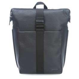 Calvin Klein Jeans Ryder Backpack, Zaino Uomo, Nero (Black), 15 x48 x28 cm (B x H x T)