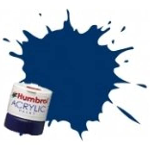 Humbrol - AB0015 - N. 15 BLU NOTTE - 12ml GLOSS-ACRILICO