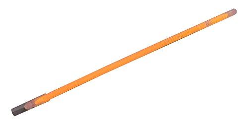 Cyalume Lot de 12 sachets de 3 bracelets lumineux Flexband 19cm Orange 6 Heures