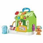 Fisher-Price Laugh & Learn Smart Stages Activity Zoo by Fisher-Price