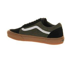 Vans , Herren Sneaker Thyme Green Black Suede Gum Smu