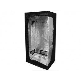 Chambre de culture 90 x 60 x 180 cm - Black Silver