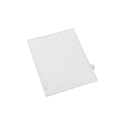 allstate-style-legal-side-tab-divider-title-31-letter-white-25-pack