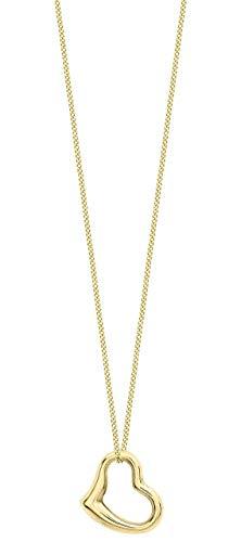 Carissima Gold Collana con Pendente da Donna Oro G...