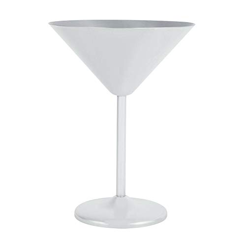 Edelstahl Martini Cocktail Bar Weinset(Silber-) Martini-chiller