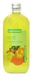 Cosmo Naturel Bain douche Fruité Mandarine Orange 500ml