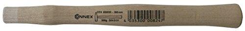 Connex COX850030 Manche de marteau pour 1000g en Frêne, Beige, 300 mm