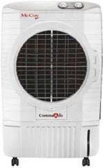 McCoy Commando Honey Comb Plastic Air Coolers, 45 L (White)