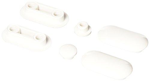 Ideal Standard T217801Set von Notebook-Go mm Ini Nestchen für Sitz Floréal, Thesen, Active, 21, Linda, grau