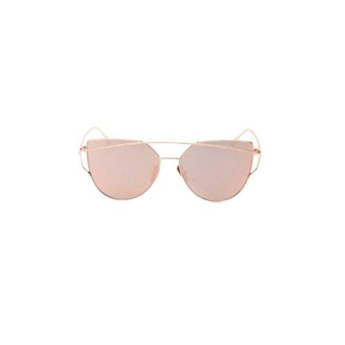 Yistu-Twin-Trger-klassische-Frauen-Metallrahmen-Spiegel-Sonnenbrille-Cat-Eye-Brillenmode