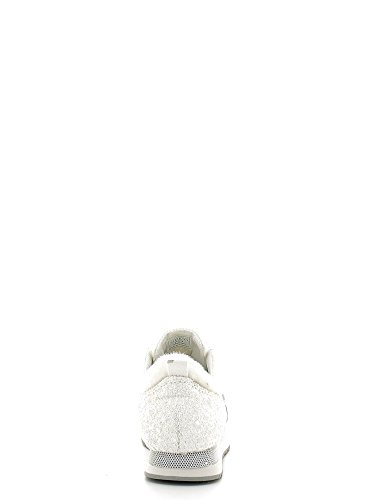 Guess Rimma, Pompes à plateforme plate femme Bianco