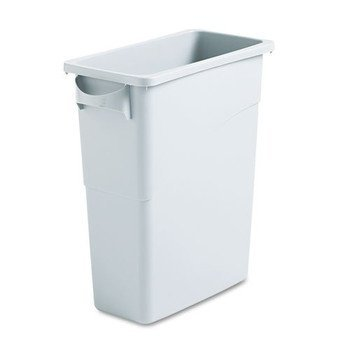rubbermaid-354100gy-slim-jim-waste-container-w-handles-rectangular-plastic-15-7-8-gal-light-gray-by-