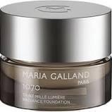 Maria Galland 1070 Teint Mille Lumière Foundation, 000 Naturel Clair, 30 ml