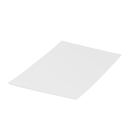 Pryse Eva - Goma, 40 x 60 cm, color blanco