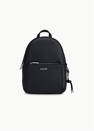 Backpack fluido liu jo nero