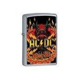 Zippo AC/DC Highway to Hell + Boite Zippo D'origine