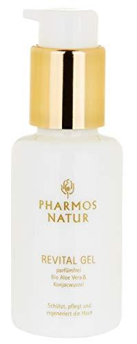 Pharmos Natur Gesichtspflege Seren Revital Gel 50 ml
