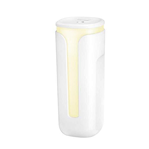 SunLively Mini latas humidificador Mist Maker Coche portátil USB humidificador de Aire con luz de Noche led para el hogar Oficina Coche Dormitorio