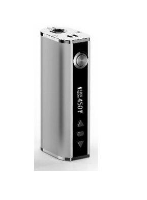 Eleaf MOD iStick TC 40 W - E-Zigarette Akkuträger ohne Tabak & Nikotin - kein Verkauf unter 18 Jahren - 40 W - Silberfarben