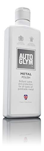 Autostyle AG 053258 Autoglym Metal Polish, 325 ml