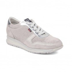 CALLAGHAN ADAPTACTION 87166 SNEAKER PLATA DONNA (38)