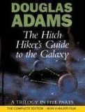 By Douglas Adams - The Hitch Hiker's Guide to the Galaxy: A Trilogy in Five Parts (Later Edition (10))