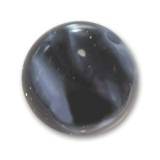 Perles & Co Redonda lentejuelas 20 mm Dark Blue x1
