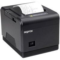 Approx APPPOS80AM3 Térmica directa POS printer 203 x 203DPI impresora de recibos - Terminal de punto de venta (Térmica directa, POS printer, 200 mm/s, 203 x 203 DPI, Negro, CODABAR (NW-7),Code 39,Code 93,Code-128 Codabar Library,EAN13,EAN8,ITF,UPC-A,UPC-E)