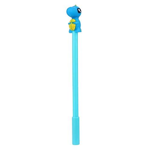 Nette Dinosaurier Monster Design Gel Stift Kugelschreiber Blau Hohe Qualität ()