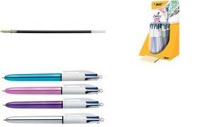 BIC Expositor 4colores shine Bic-902128- livraison en 10días ouvrables aproximadamente