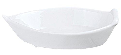 Design-porzellan Seifenschale (Tokio Design Studio Boot Seifenschale, Porzellan, Weiß, 13x 7,5cm)